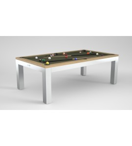 Montfort Lewis Inox Eik Snooker