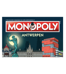 Monopoly Antwerpse Editie