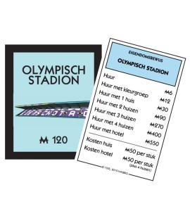 Monopoly Antwerpen Uitbreidingsset: Beerschot Wilrijk - Olympisch Stadion