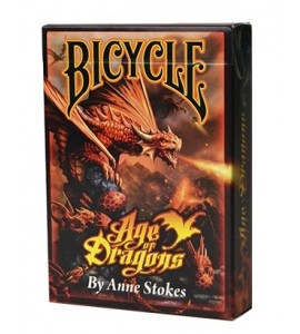 Pokerkaarten Bicycle Age of Dragons