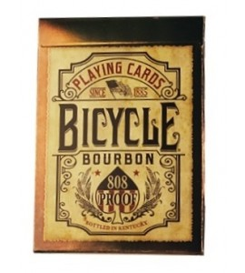Pokerkaarten Bicycle Bourbon