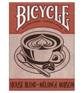 Pokerkaarten Bicycle House Blend