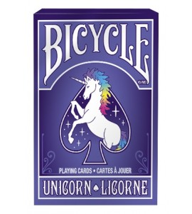Pokerkaarten Bicycle Unicorn