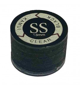 Pomerans Kamui Clear Black Super Soft