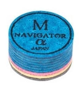 Pomerans Navigator Alpha 14mm - blauw M - medium