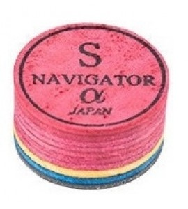 Pomerans Navigator Alpha 14mm - rood S - zacht