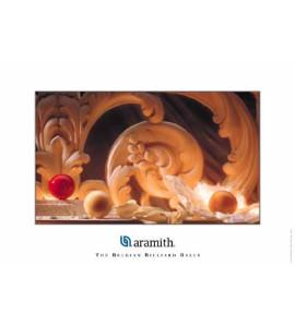 Poster Aramith Carambole