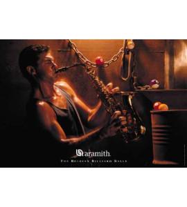 Poster Aramith Saxofoon