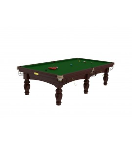 Snooker 10ft Riley Aristocrat - Mahogany