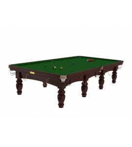Snooker 12ft Riley Aristocrat - Mahogany