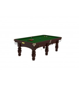 Snooker 8ft Riley Aristocrat - Mahogany