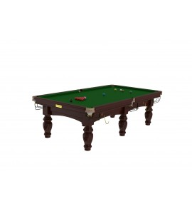 Snooker 9ft Riley Aristocrat - Mahogany