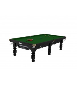 Snooker 10ft Riley Club - Black