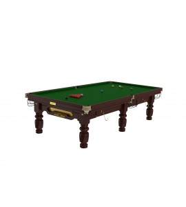 Snooker 10ft Riley Club - Mahogany