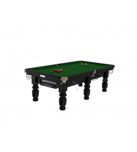 Snooker 8ft Riley Club - Black