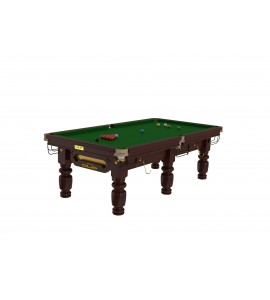 Snooker 8ft Riley Club - Mahogany
