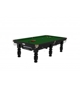 Snooker 9ft Riley Club - Black