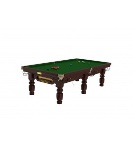 Snooker 9ft Riley Club - Mahogany