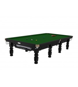 Snooker 12ft Riley Club - Black Steelblock