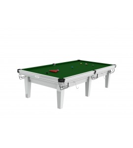 Snooker 10ft Riley Grand - Gloss White