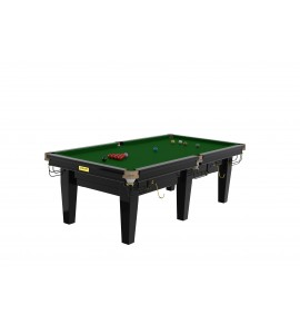 Snooker 8ft Riley Grand - Gloss Black