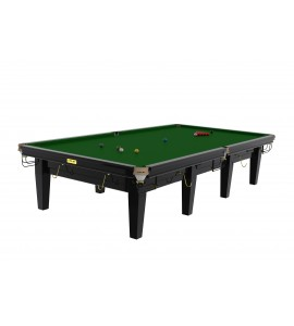 Snooker 12ft Riley Grand Professional - Gloss Black