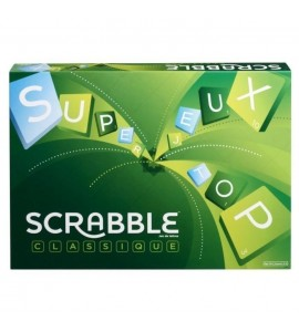 Scrabble - frans