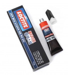Secondelijm Loctite 401 Flex Gel - 10g