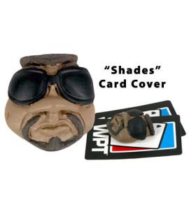 """Poker-Kaartbeschermer Steen """"Shades"""""""