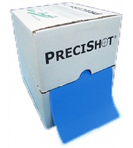 Biljartlaken Simonis PreciShot 16cm Prestige Blue