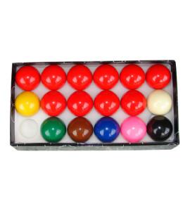 Snookerballen 17st - 38mm Aramith