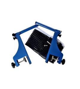 Tafeltennis Netpost combinatie blauw