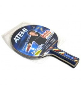 Tafeltennis Palet Atemi 800 Anatomic - 5 ster ITTF