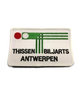 Thissen Biljarts Promotie Badge