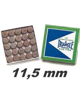 Pomerans Triangle 11,5mm/50 stuks