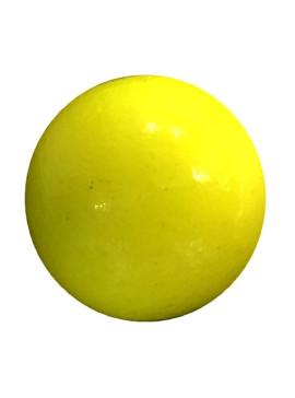 Petanque Doelbal Fluo Geel