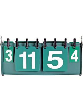 Scorebord Tafeltennis Petanque