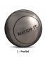 Petanqueballen OBUT Match IT