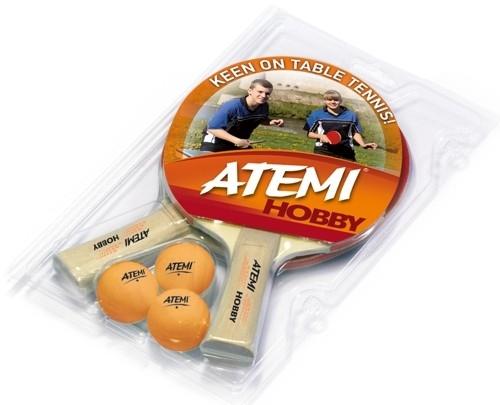 Atemi 500 Table Tennis Bat